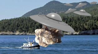 Фото: наблюдение НЛО в России, интересные факты