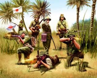 Фото: японский солдат джунглях, интересные факты