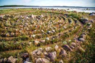 Фото: каменные лабиринты Карелии, интересные факты