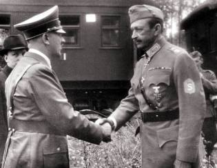 Фото: маршал Карл Маннергейм, интересные факты