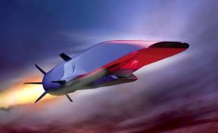 Фото: гиперзвуковая ракета США — интересные факты