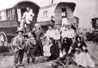 Фото: история цыган, интересные факты