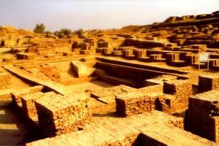 Фото: цивилизация Мохенджо-Даро, интересные факты