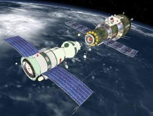Фото: стыковка Союз-10  — интересные факты