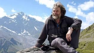 Фото: альпинист Райнхольд Месснер, интересные факты