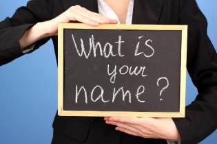 Фото: как имя изменяет судьбу, интересные факты