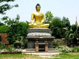 Фото: где родился Будда, интересные факты