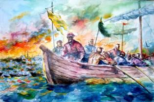 Фото: пираты Чёрного моря — интересные факты