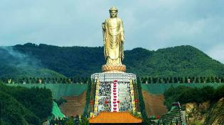 Фото: самая большая статуя Будды, интересные факты
