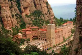 Фото: монастырь Монтсеррат — интересные факты
