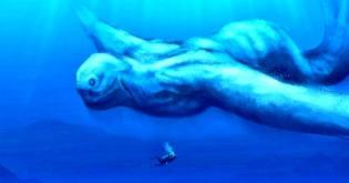 Фото: подводные гуманоиды — интересные факты