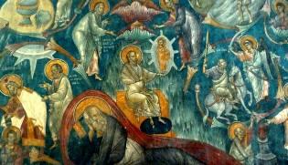 Фото: НЛО на иконах и фресках, интересные факты