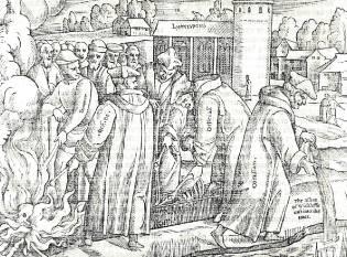 Фото: казнь мертвецов в Европе, интересные факты