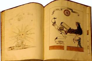 Фото: потерянная книга Нострадамуса, интересные факты