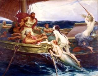 Фото: Одиссей, путешествие домой — интересные факты