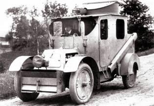 Фото: бронеавтомобиль Накашидзе — интересные факты