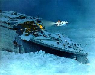 Фото: как поднять Титаник, интересные факты
