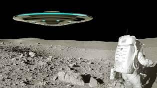 Фото: Луна — кто на ней обитает, интересные факты