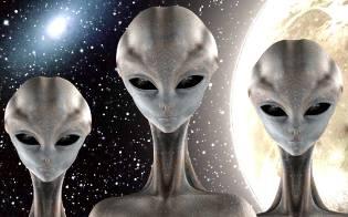 Фото: пришельцы спасители человечества