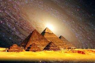 Фото: секретный код пирамид — интересные факты