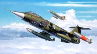 Фото: Локхид F-104 Старфайтер — интересные факты
