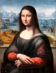Фото: Мона Лиза Леонардо да Винчи, интересные факты