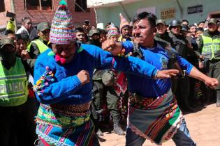 Фото: фестиваль Тинку в Андах — интересные факты