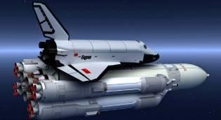 Фото: космический корабль Буран — интересные факты