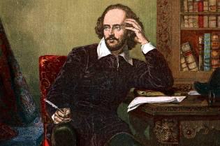 Фото: Уильям Шекспир — интересные факты