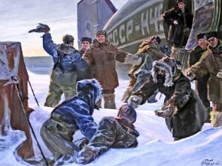 Фото: спасение бельгийской экспедиции, интересные факты