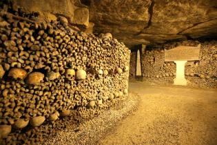 Фото: катакомбы — подземные кладбища, интересные факты