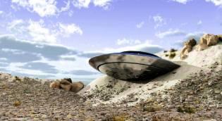 Фото: инопланетная капсула на Земле, интересные факты