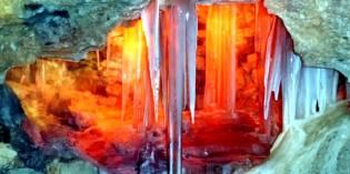 Фото: Кунгурская ледяная пещера, интересные факты