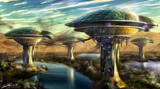 Фото: полёт на планету Тиауба — интересные факты