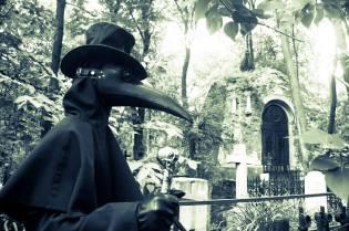 Фото: призраки чумы — интересные факты