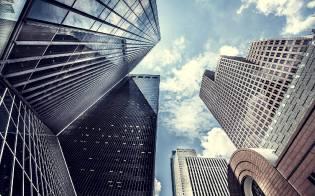 Фото: небоскрёбы на деньгах — интересные факты