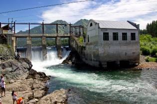 Фото: призраки Чемальской ГЭС — интересные факты