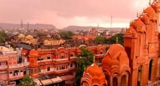 Фото: город Джайпур — интересные факты