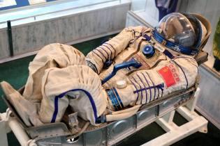 Фото: космический скафандр — интересные факты