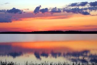 Фото: озеро Чаны — интересные факты