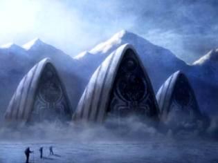 Фото: Антарктида — колыбель цивилизации