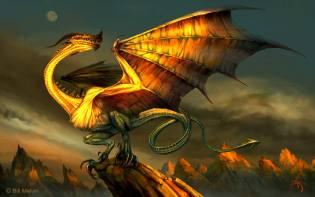 Фото: единорог, виверны и драконы — интересные факты