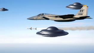 Фото: польские лётчики об НЛО, интересные факты