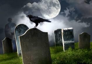 Фото: феномен блуждающих могил — интересные факты