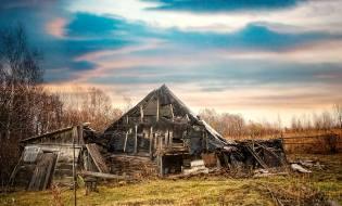Фото: тайны заброшенных деревень — интересные факты