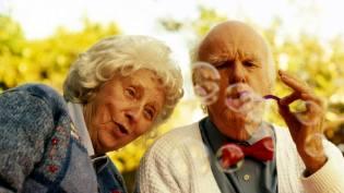 Фото: как сделать счастливой старость?