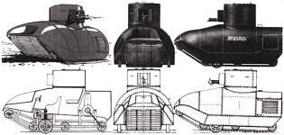 Фото: танк Пороховщикова — интересные факты