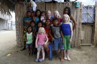 Фото: племя куна и женщины — интересные факты