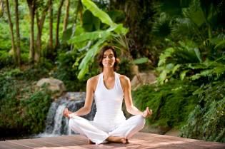 Фото: медитация на счастье, интересные факты