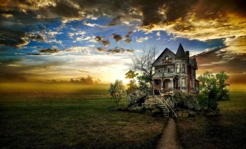 Фото: таинственные дома — интересные факты